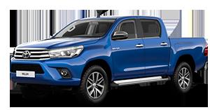 Toyota Hilux - Concessionario Toyota a Civate, Lecco, Sondrio