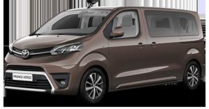 Toyota Proace Verso - Concessionario Toyota a Civate, Lecco, Sondrio