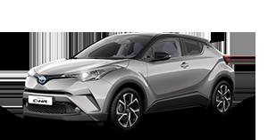 Toyota C-HR - Concessionario Toyota a Civate, Lecco, Sondrio