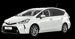 Toyota Prius+ - Concessionario Toyota a Civate, Lecco, Sondrio