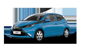 Toyota AYGO - Concessionario Toyota a Civate, Lecco, Sondrio