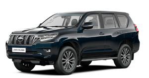 Toyota Land Cruiser - Concessionario Toyota a Civate, Lecco, Sondrio