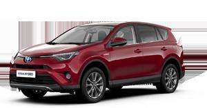 Toyota RAV4 - Concessionario Toyota a Civate, Lecco, Sondrio