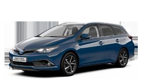 Toyota Auris Touring Sports - Concessionario Toyota a Civate, Lecco, Sondrio