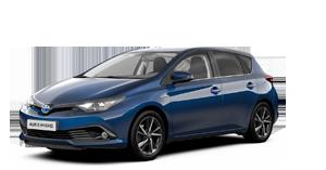 Toyota Auris - Concessionario Toyota a Civate, Lecco, Sondrio